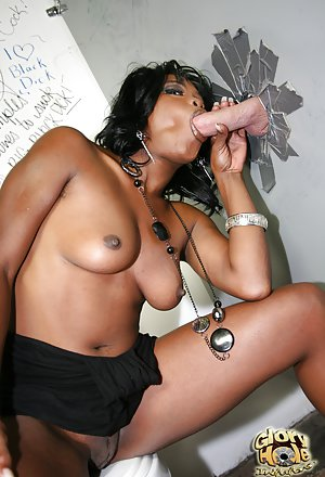 Huge Ebony Dick Pictures
